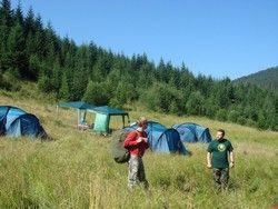 Базовый лагерь Arzinger